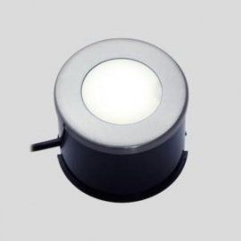 HONEY DECK EXTERIOR LED RECESSED ACO INOX