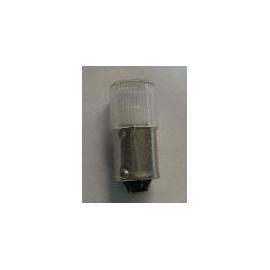 LAMPADA NEON 220V BA9S 10X25 FLUOR