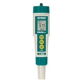 Chlorine, pH and ORP Meters