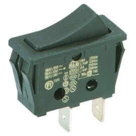 Rocker and Push-Button Switches